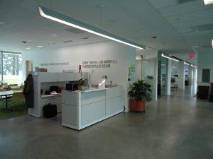 Chu Hall Office space