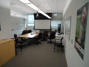 Chu Hall conference area
