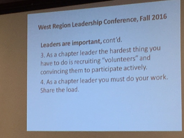 CSI West Region Leadership Conference Part II