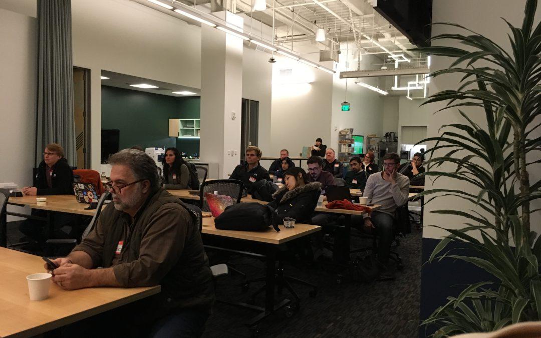 AEC Hackathon San Francisco