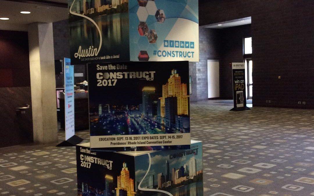 CONSTRUCT 2017 – Providence, RI