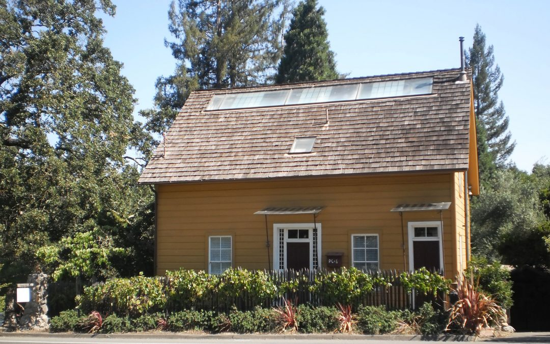 Building Tour: The Old Yellow House – Orinda
