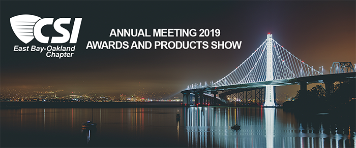 Annual Meeting 2019- Awards And Products Show
