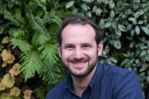 Photo of David Brenner of Habitat Horticulture