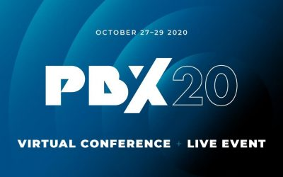 PBX20 Virtual Conference + Live Event
