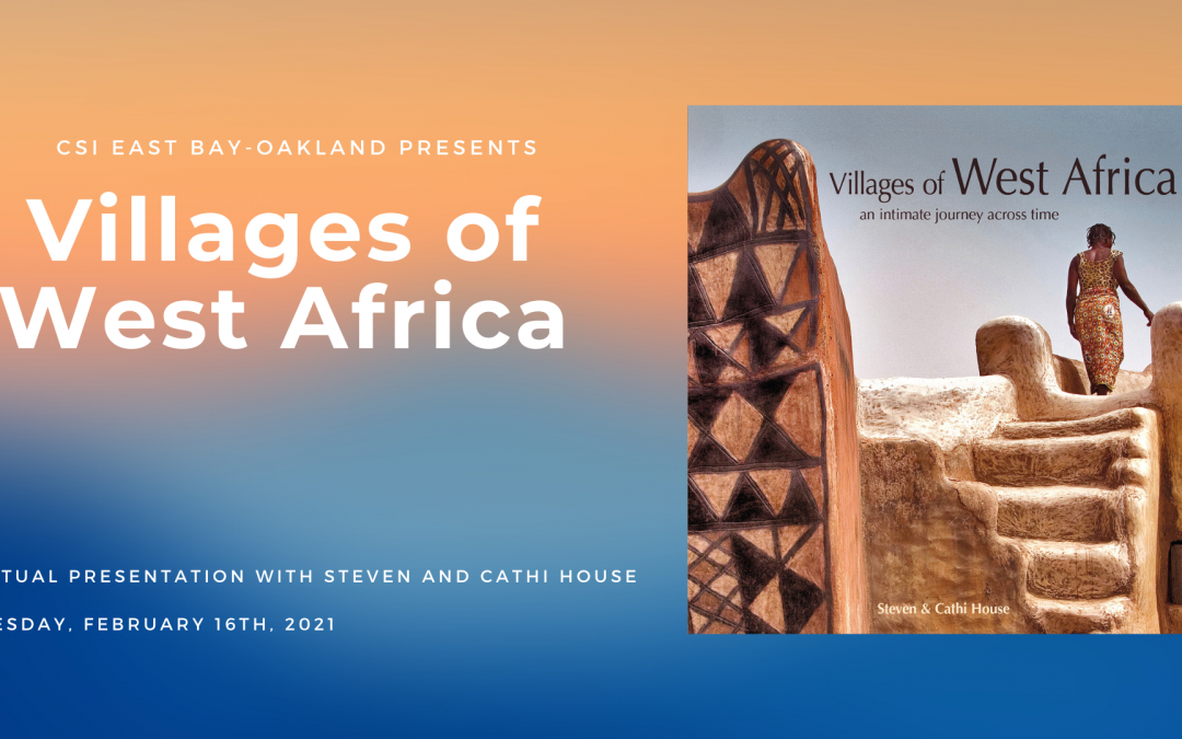Villages of West Africa event header image