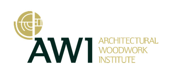 Logo for the Architectural Woodwork Institute